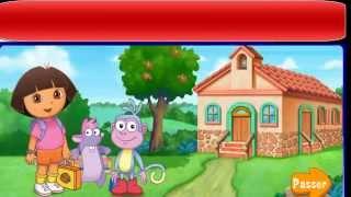 Dora Exploratrice Animation 1 Heure Complet pour Enfants HD