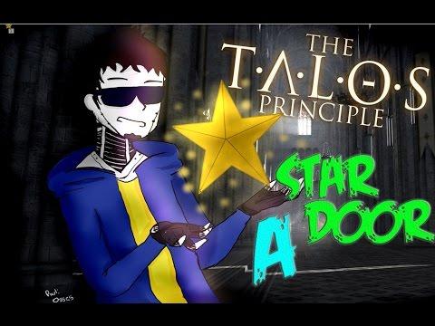 The Talos Principle Star Door A 1000 Maneras de Morir por una Mina en Español by Xoda