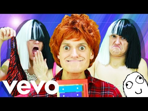 Ed Sheeran - Shape Of You (PARODY) // Ed Sheeran & Sia PARODY