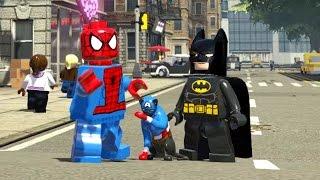 LEGO Marvel Super Heroes EXTRAS #54 - GATO VESTIDO DE CAPITÃO AMÉRICA?