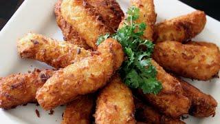 اصابع دجاج بجوز الهند - Coconut Chicken | المطبخ العربي