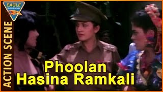 Phoolan Hasina Ramkali Movie || Two Young Girls Fight At Public Place || Kirti Singh, SudhaChandran