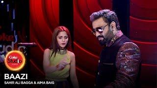BTS, Sahir Ali Bagga & Aima Baig, Baazi, Coke Studio Season 10, Episode 3.