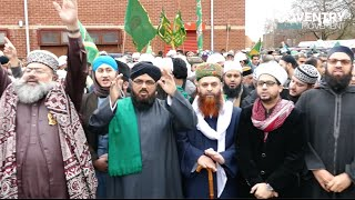 3rd Annual Coventry Mawlid Procession