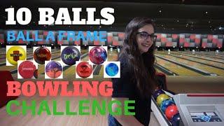 Ball a Frame  Bowling Challenge  Alex Ford