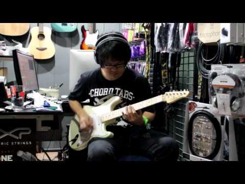 แป๊ะ Syndrome ฝัน Slot machine Guitar Cover With Lavish Sytrat Modern PW