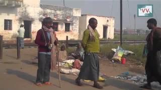 Corruption in Vikalang Pension Mau, Uttar Pradesh— Video Volunteer Satendra reports