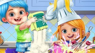 Chef Kids Cook Yummy Food - Baby Games - Fun Kids Games