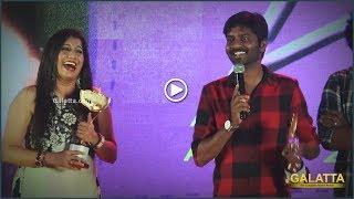 Ma Ka Pa & Priyanka Honored as Best VJs by Studio One Star Icon Awardz '17
