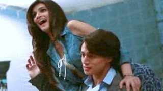 Heropanti Behind the Scenes | Tiger Shroff  | Kriti Sanon