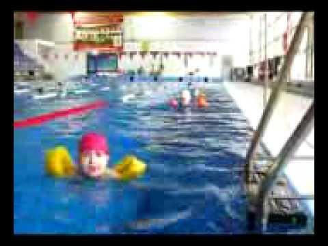 Lekcja pływania dla dzieci MOSIR LUBLIN