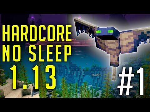 Xxx Mp4 Défi Minecraft 1 13 Hardcore No Sleep 1 Survie Extrème 3gp Sex