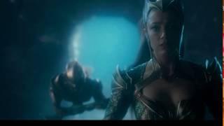 La liga de la Justicia | Mera y Aquaman vs Steppenwolf | Latino Full Hd 2018