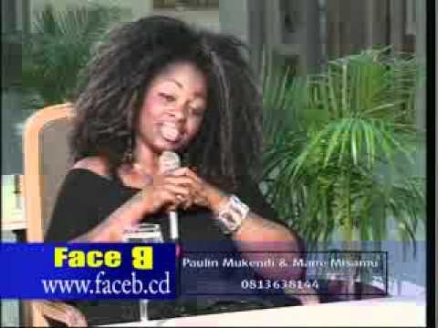 Paulin Mukendi dans Face B avec Marie Misamu 2006