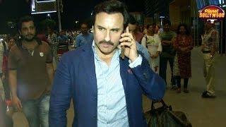 Karan Johar Steals Saif Ali Khan's Thunder In An Award Show | Bollywood News