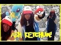 Download Video Download ASH KETCHUM COSPLAY IN THE MALL! 3GP MP4 FLV