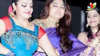 Khushboo had a blast in Canada | Stage Dance | Hot Tamil Cinema News