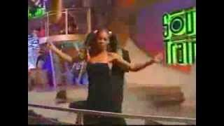 Soul Train 97' - Malik Yoba with Mo Que!