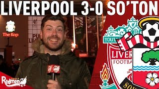 'We've Dispatched Southampton, Finally!' | Liverpool v Southampton 3-0 | Paul's Match Reaction