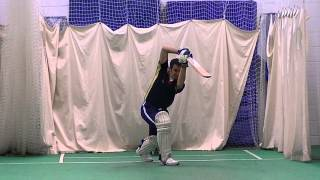 Hd Cricket Batting Tips How To Play Left Handed Cover Drives