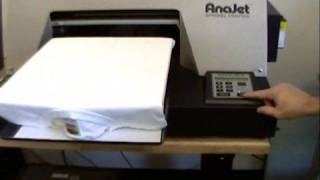 Anajet: Direct To Garment