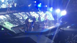 Sorry - Justin Bieber - Purpose World Tour - Portland, OR - March 13, 2016