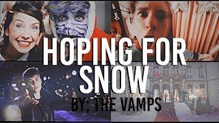 ✘ AVISO IMPORTANTE ✘ The Vamps // Hoping For Snow || Traducido al Español