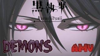 Demons - Black Butler AMV