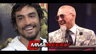 Kron Gracie Responds to Conor McGregor After Win at UFC on ESPN 1