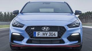 Hyundai i30N (2018) Ready to fight Golf GTI [YOUCAR]