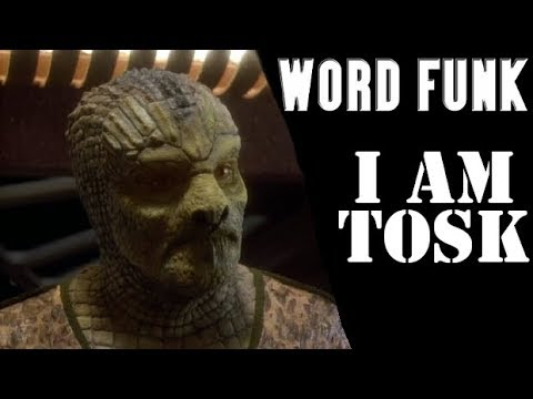 Word Funk #223: I Am Tosk