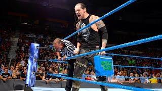 WWE Wal3ooha: بارون كوربن يستخدم حقيبة موني ان ذا بنك ولكن يفشل في خطف اللقب