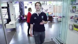 UCD, Dublin campus tour with student ambassadors