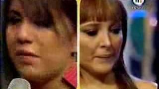 FABIOLA EXPLOTA! contra Myriam y TVAzteca EL Gran Desafio de Estrellas