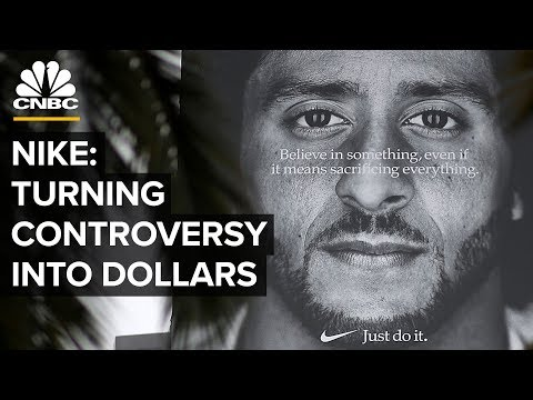 Xxx Mp4 How Nike Turns Controversy Into Dollars 3gp Sex