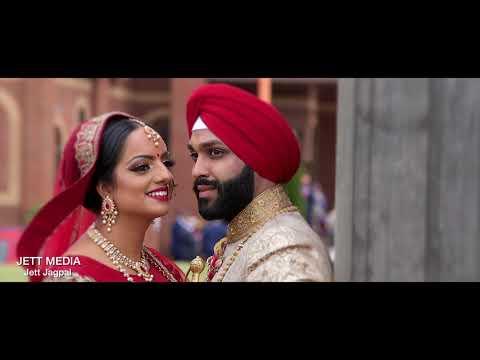 Punjabi Sikh Wedding at National Conference Centre- Arminder & Raj 2017 - Jett Jagpal