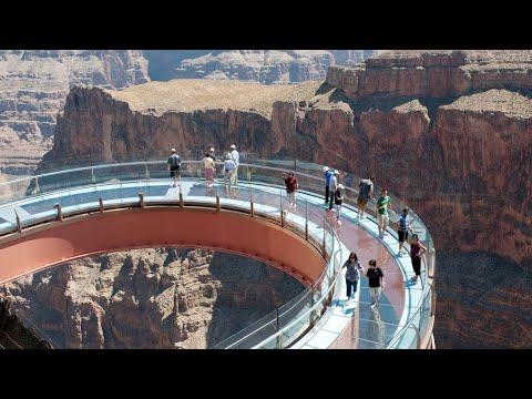 Skywalk, Grand Canyon West, Arizona, United