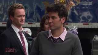 'How I Met Your Mother' - Ted Mosby Is a Slut