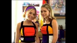 Mary-Kate and Ashley Differences