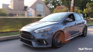 My Week with the Focus RS!