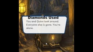 Choices: Stories You Play - Endless Summer Book 1 Chapter 5 Diamonds Used