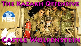 The Kazakh Offensive: Castle Wolfenstein | Day 2 of Milsim West