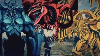 Yugioh Real Life Duel The Movie Series Episode 4: Calm before storm ENGLISH subtitle
