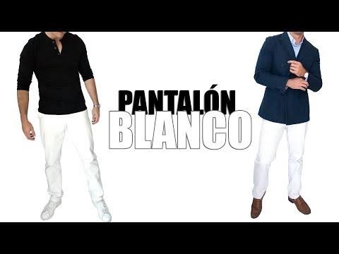 Xxx Mp4 ¿Cómo Vestir Pantalón Blanco Tips Y Looks 3gp Sex