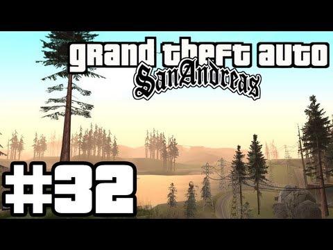 GTA San Andreas Walkthrough Ustabaşını Çimentoyla Karıştırıyoruz Bölüm 32