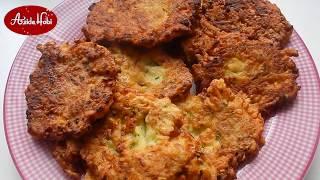 Alman Mücveri :) Reibekuchen - Kartoffelpuffer