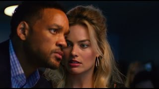 Focus (Starring Will Smith and Margot Robbie) Movie Review