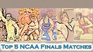 Top 5 NCAA Finals Matches- Razor