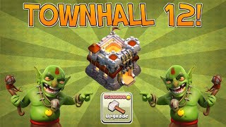TOWNHALL 12 IS COMING! - WHATS NEW?! - Clash Of Clans New Update Idea!