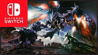 Monster Hunter XX OFFICIALLY coming to Nintendo Switch